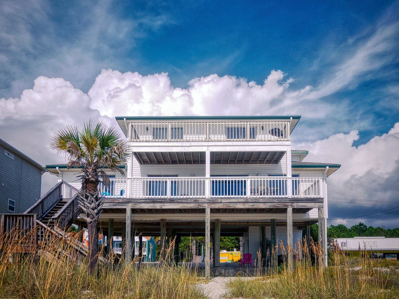 Mexico Beach Vacation Rental